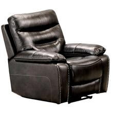 See Details - Power Recliner - Chocolate
