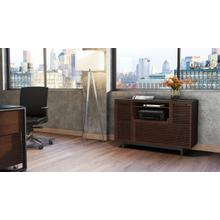 See Details - Corridor 6520 Multifunction Cabinet in Chocolate Stained Walnut