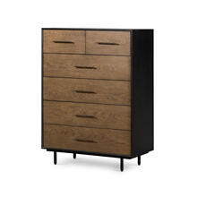 August 6 Drawer Tall Dresser
