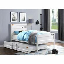 ACME Cargo Twin Bed - 35900T - White