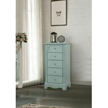 ACME Morre Chest - 30811 - Antique Teal