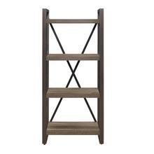 See Details - 4-Shelf Bookcase