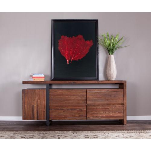 """Product Image - Bosque 77"""" Sideboard Aged Teak"""
