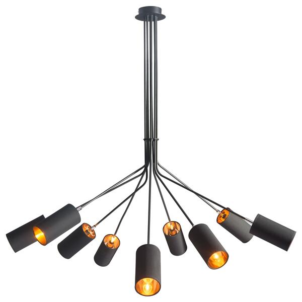 See Details - Ambition Ceiling Lamp Black