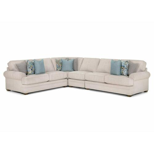 855 Zareen Sectional
