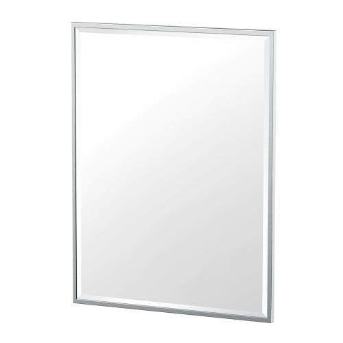 Gatco - Flush Mount Framed Rectangle Mirror in Chrome