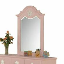 ACME Floresville Mirror - 00740 - Pink