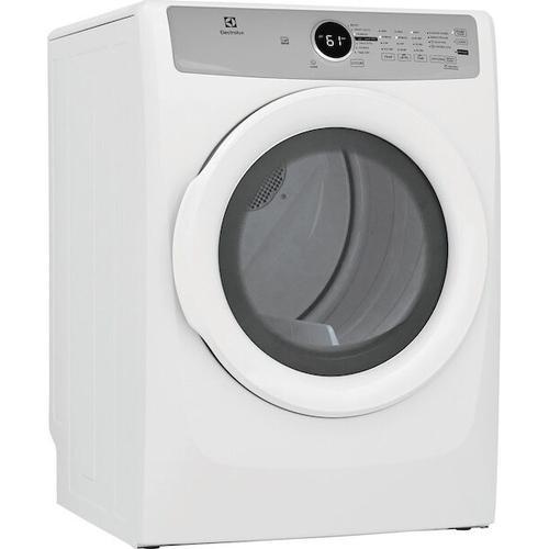 Electrolux - Front Load Gas Dryer - 8.0 Cu. Ft.