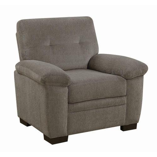 Fairbairn Casual Oatmeal Chair