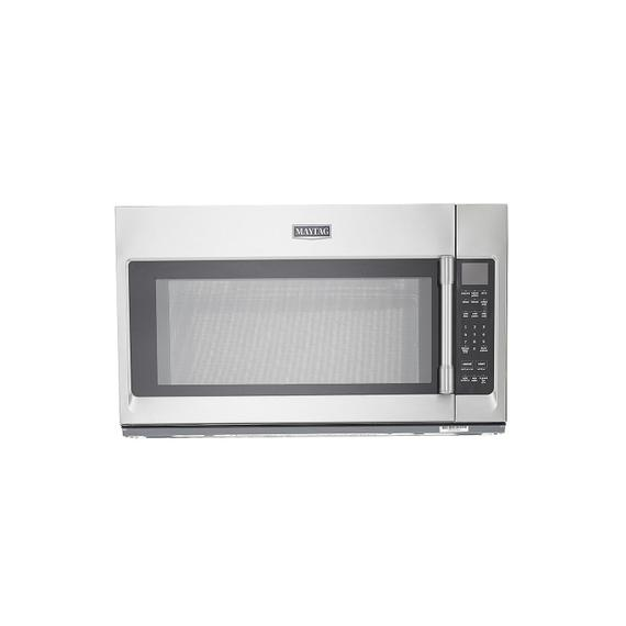 Over-The-Range Microwave With Interior Cooking Rack - 2.0 Cu. Ft. Fingerprint Resistant Stainless Steel