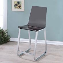 See Details - Yvetti Counter Ht. Chair (2/box)