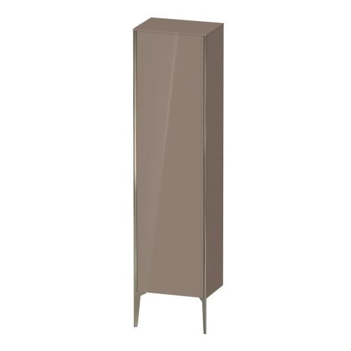 Duravit - Tall Cabinet Floorstanding, Cappuccino High Gloss (lacquer)