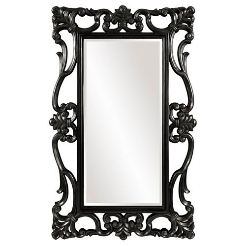 Howard Elliott - Whittington Mirror - Glossy Black