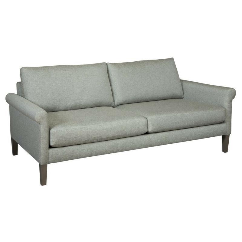 "174275 Metro 75"" Rolled Arm Sofa"
