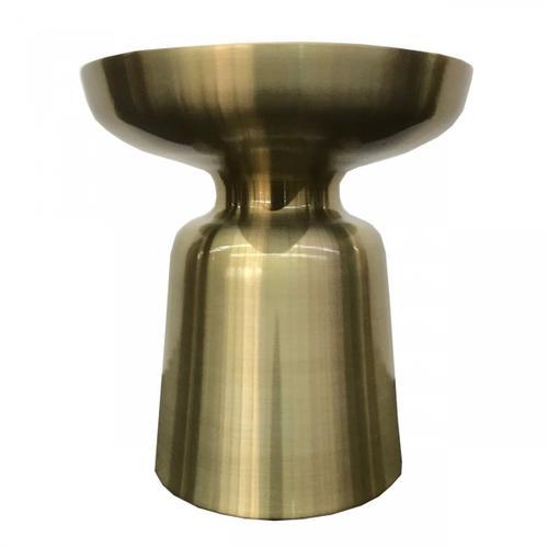 VIG Furniture - Modrest Peter - Glam Gold End Table