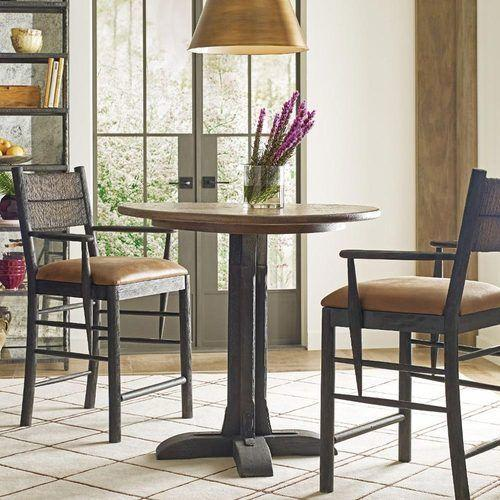 "Trails Franklin 38"" Round Dining Table"