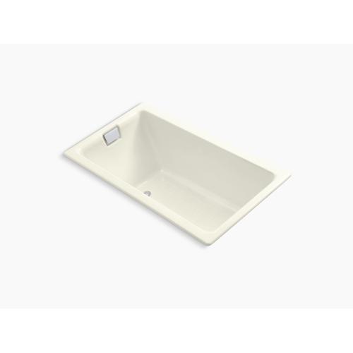 "Biscuit 66"" X 36"" Drop-in or Undermount Bath"