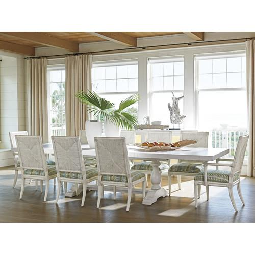 Captiva Rectangular Dining Table