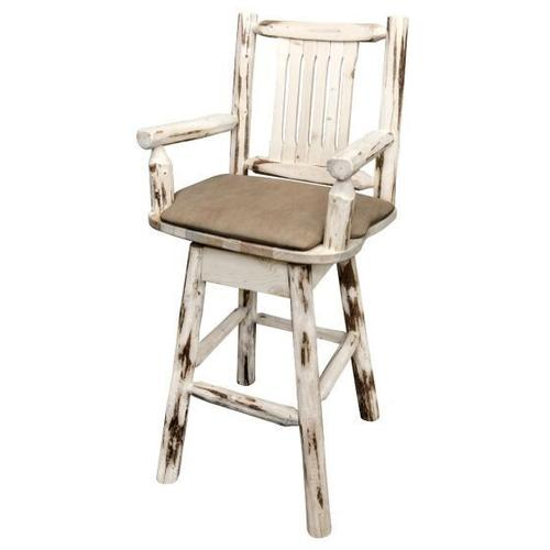Montana Collection Captains Swivel Barstool