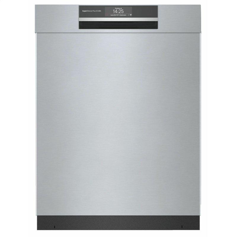 Shem78zh5n Bosch 800 Series Dishwasher 24 Stainless Steel Shem78zh5n Airport Home Appliance Airport Home Appliance