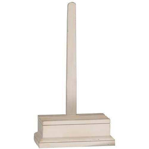 Product Image - Whitewash Wood Easel