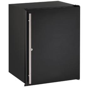 "24"" Refrigerator With Black Solid Finish (115 V/60 Hz Volts /60 Hz Hz)"