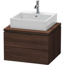 Vanity Unit For Console, Chestnut Dark (decor)