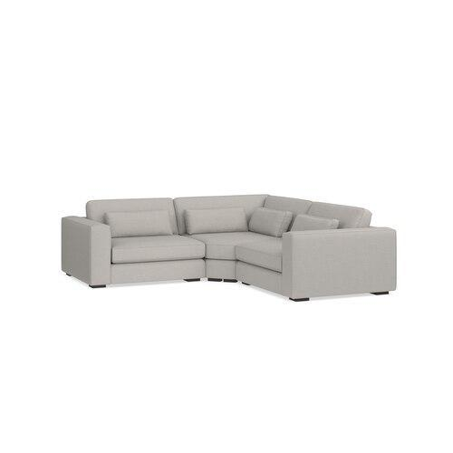 Product Image - Moby 3 Piece L-Shaped Sectional