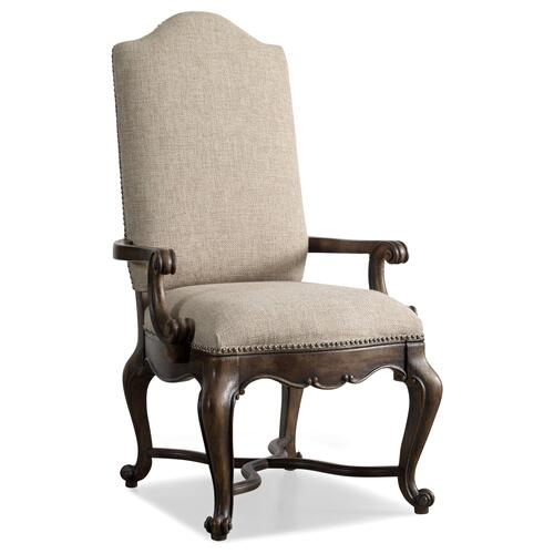 Hooker Furniture - Rhapsody Uph ArmChair - 2 per carton/price ea