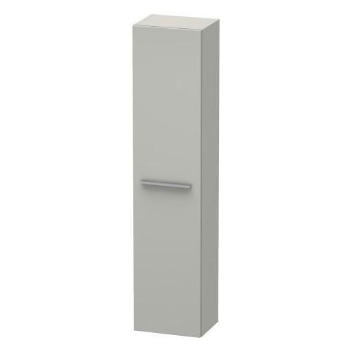 Semi-tall Cabinet, Concrete Gray Matte (decor)