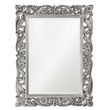 View Product - Chateau Mirror - Glossy Nickel