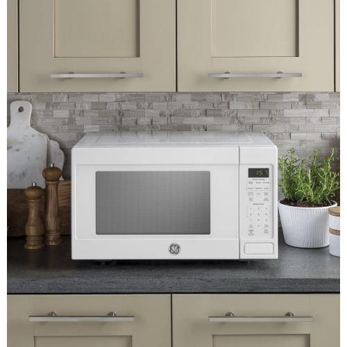 GE Appliances - GE® 1.6 Cu. Ft. Countertop Microwave Oven