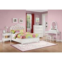 Caroline Twin Storage Bed