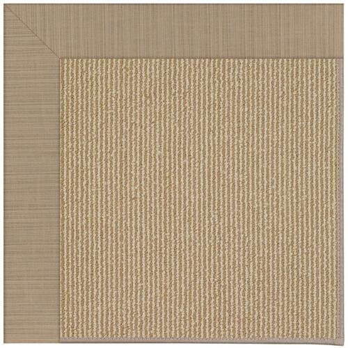 Capel Rugs - Creative Concepts-Sisal Dupione Sand - Rectangle - 7' x 9'