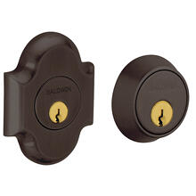 Venetian Bronze Arched Deadbolt