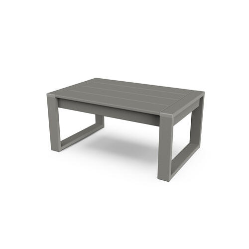 Slate Grey EDGE Coffee Table