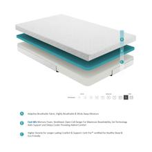 View Product - 6'' Mattress Display Cube