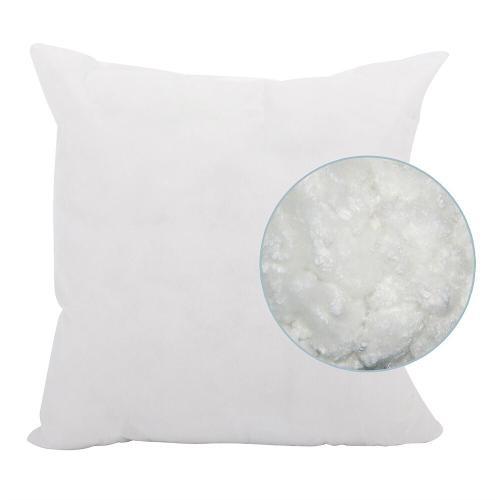 Howard Elliott - Kidney Pillow Glam Snow - Poly Insert
