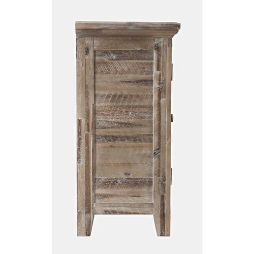 Rustic Shores 6 Door Low Cabinet