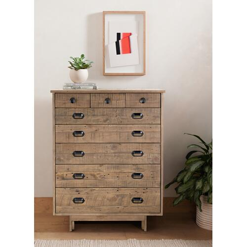 Four Hands - Sierra Rustic Natural Finish Freel Chest