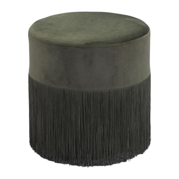 See Details - Colmar Ottoman Forest Green