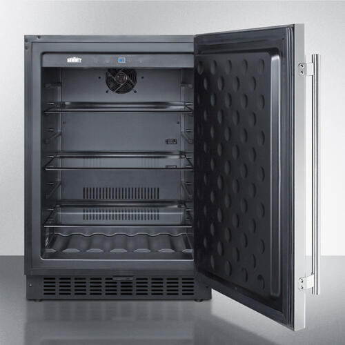 """24"""" Wide Built-in All-refrigerator"""