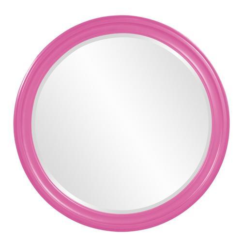 Howard Elliott - George Mirror - Glossy Hot Pink