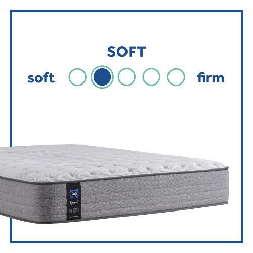 Sealy - Lavina II - Soft - King