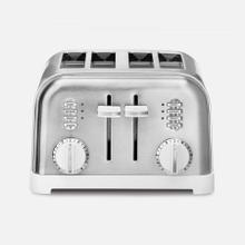 See Details - 4 Slice Metal Classic Toaster
