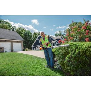 Stihl - A KombiMotor that gives pros one battery-powered tool built to take on multiple jobs.