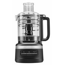 See Details - 9 Cup Food Processor Plus - Black Matte