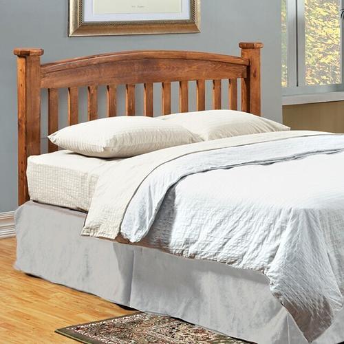 Furniture of America - Twin-Size Buffalo Headboard