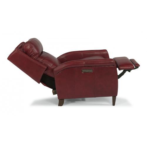 Adele Power High-Leg Recliner with Power Headrest