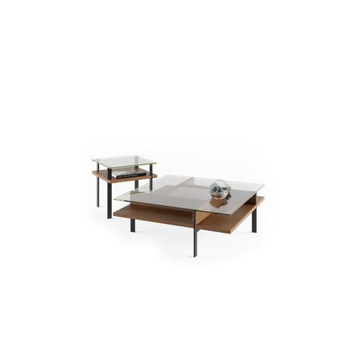 BDI Furniture - Terrace 1156 End Table in Natural Walnut